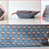 Simple #Sewing :  Wide Mouth Zipper Pouch / Diaper A Go Go