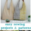 Felt Tote Crafts That You'll Love Making!