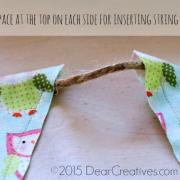 Easy Sewing Project : Banner DIY# And Iron Review