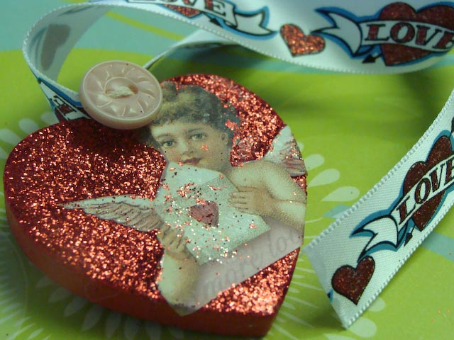DIY Valentine's Day Ornaments And How-To