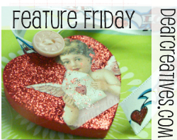 Weekend DIY & Craft Inspiration – New Friday Feature – Come on link up!