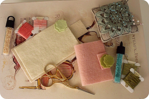 Sewing Needle Book Tutorial
