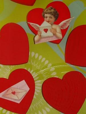 DIY Valentine Ornaments