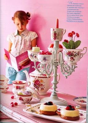 Tea Cup Tuesday Time