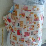 Child's Apron, sewing, aprons,