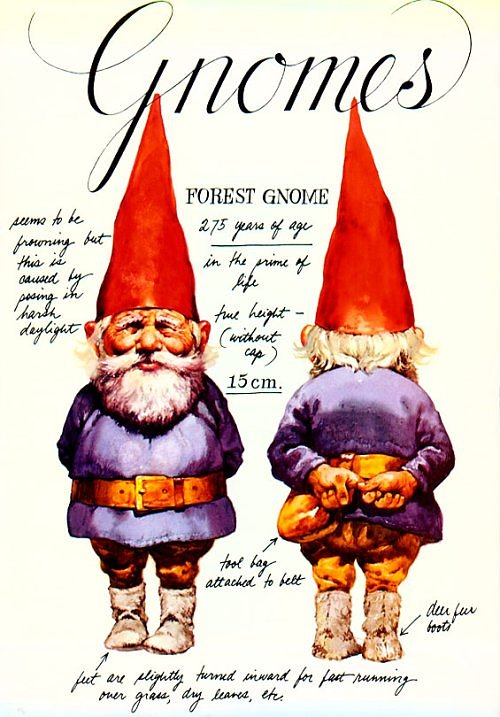 Gnomes, A Story and Free Valentines Printables