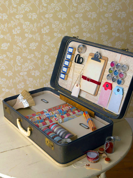 Sewing and Craft  Storage & Eye Candy