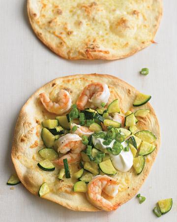 Shrimp Zucchini Toastadas , Toastadas, Food,dearcreatives.com recipes