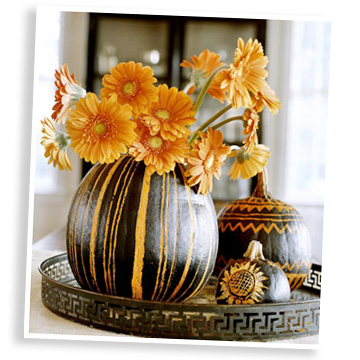 Autumn Table Decorations & Crafts