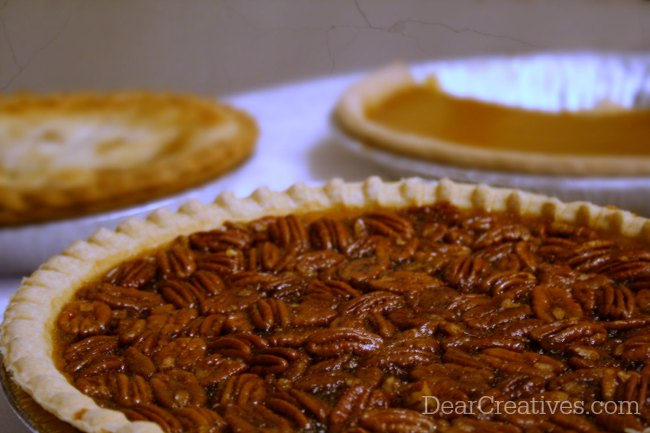 Pecan Desserts Perfect for Holiday Making!