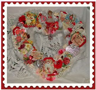treasured Heirlooms Valentine Heart