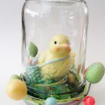 Easter, Decor, Crafting, Easter Crafts, Spring Crafts, diy, tutorial