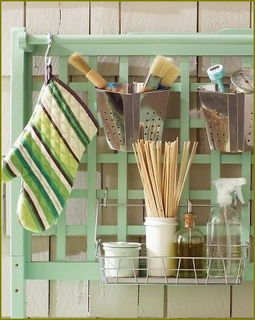 Weekend Inspiration: Backyard Projects Crafts & Recipes + Link-Up