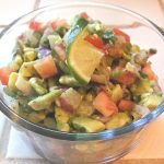 guacamole, appetizers, bowl of guacamole, dearcreatives.com recipes