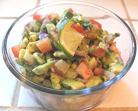 Easy, Simple Guacamole #Recipe