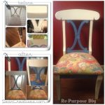 Re-Purpose Chair,decor, diy, re-purpose-chairs