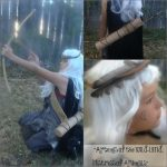 Artemis-with-quiver and bow-arrow, Halloween costume, costume