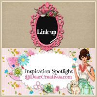 Linky Party |Craft Link Up Party |blogging linkup party Inspiration Spotlight Link up DearCreaitves.com