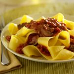 pasta sauce, Pappardelle with Portobello Bolognese Sauce, Recipe, dearcreatives.com recipes