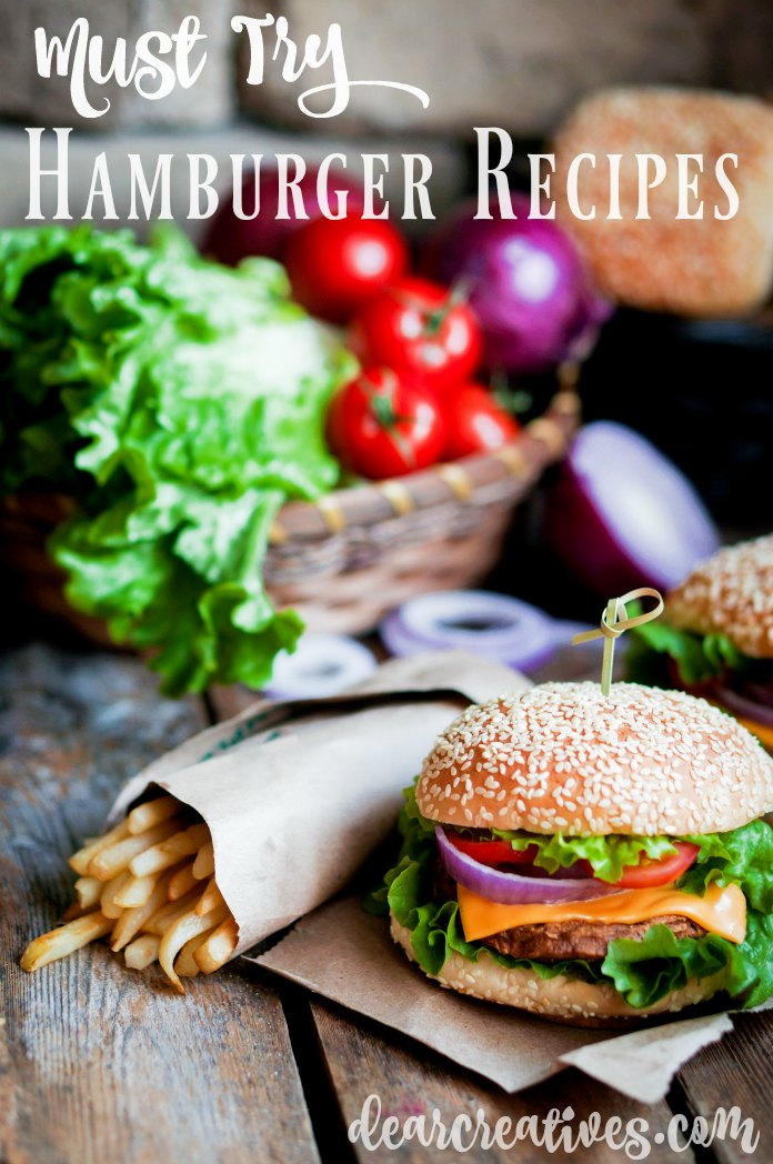 Hamburger recipes all american cheeseburger burger recipe roundup hamburger recipes must try burger recipes that are perfect for grilling outdoors or indoors includes hamburger recipes all american forumfinder Images