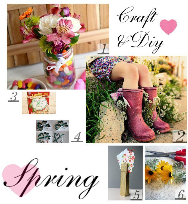 Spring Craft & Diy Crushing