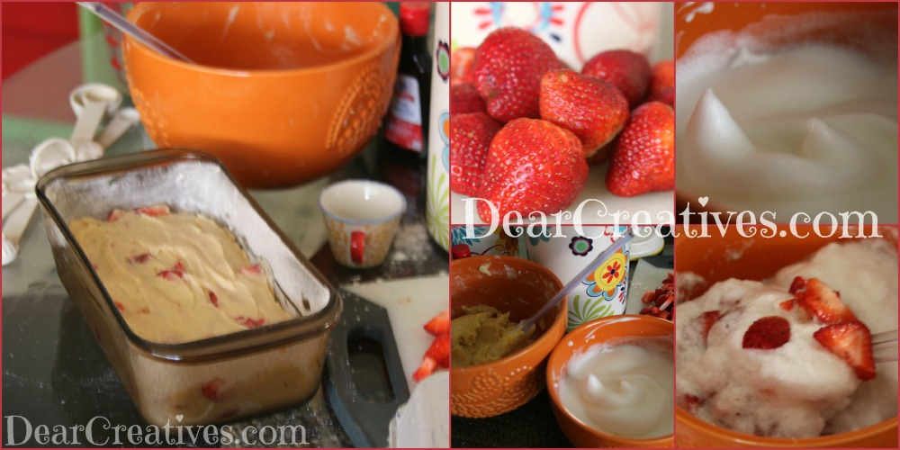 Baking Strawberry Shortcake Steps, Strawberry shortcake prepping, Theresa Huse 2013