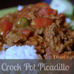 Crock Pot Picadillo| Picadillo, Picadillo Recipe, Recipe, dearcreatives.com recipes