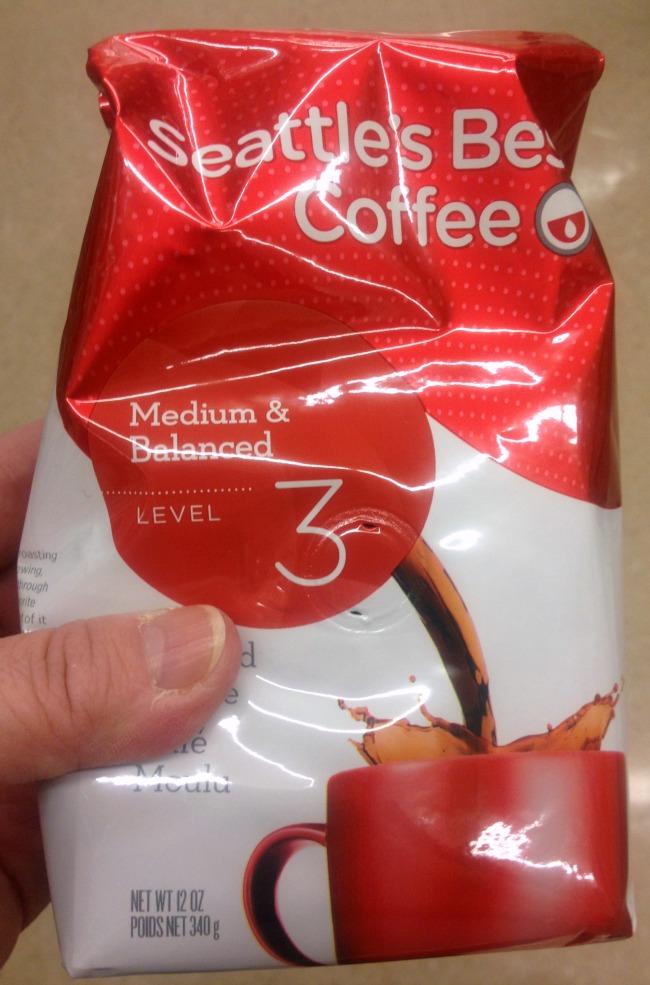 Level 3 medium blend Seattles Best Coffee