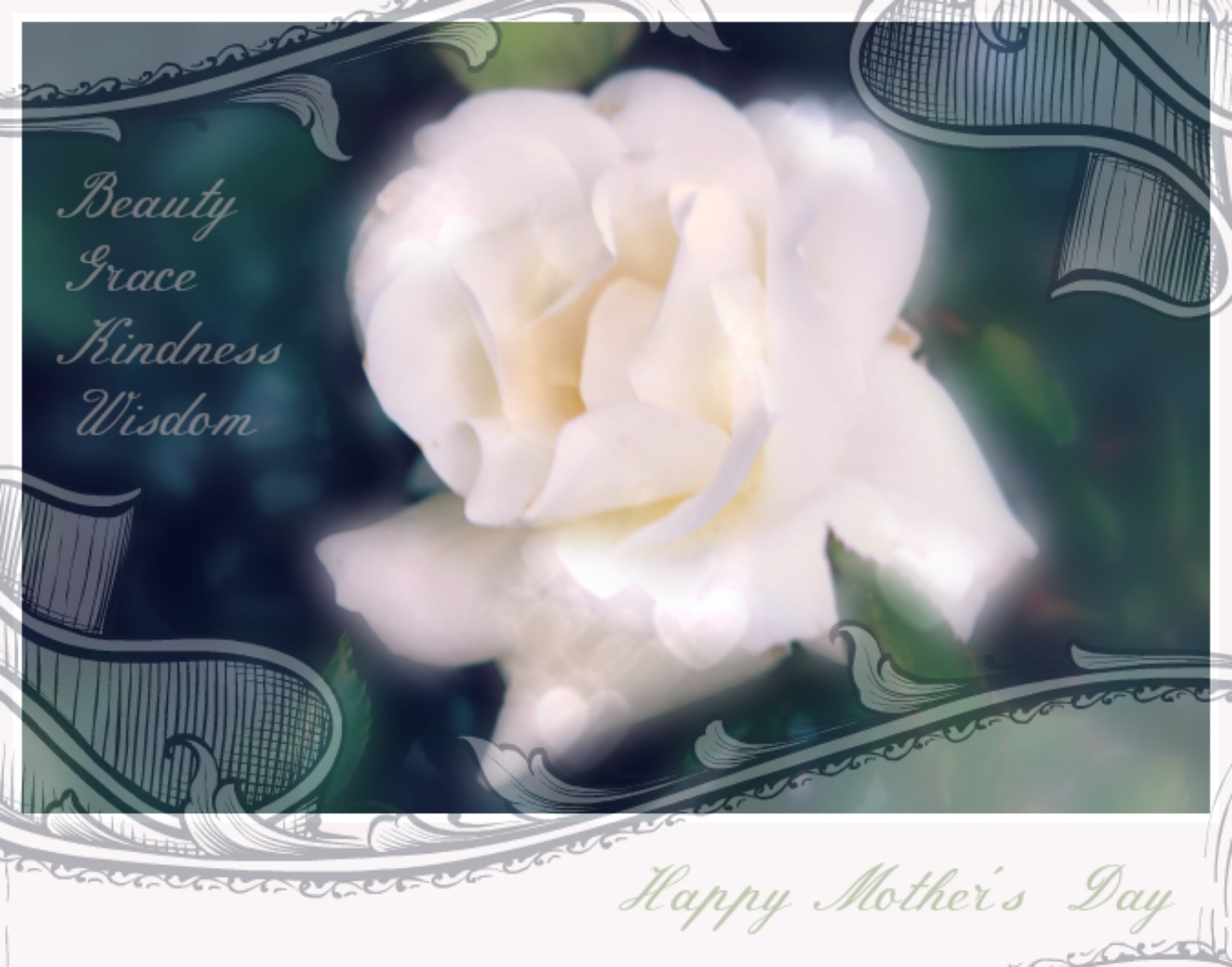 Mother's Day Card Tribute © 2013Theresa Huse 2013-0770