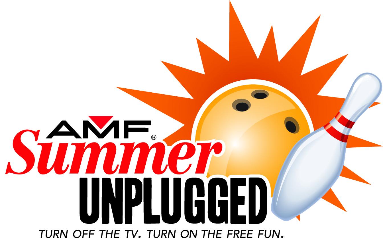AMF Summer Unplugged & AMF Summer Pass: Kids Bowl Free!
