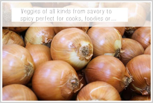 Smart & Final Onions Theresa Huse 2013