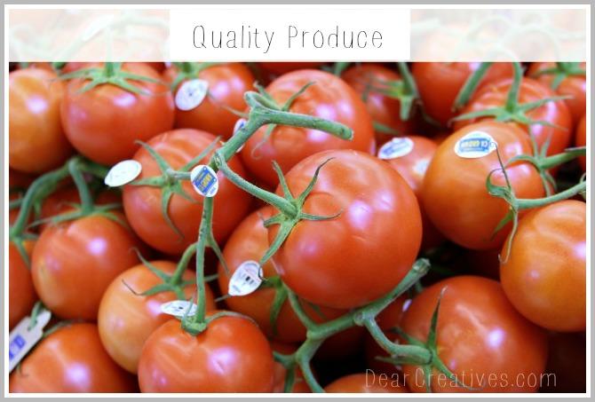 Smart & Final Tomato s, Theresa Huse 2013