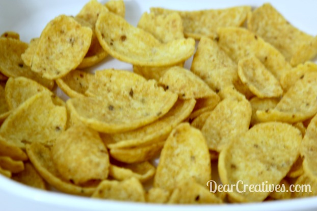 corn chips, DearCreatives.com