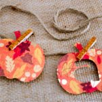 Cricut Crafts | Fall Banner | A is for Autumn