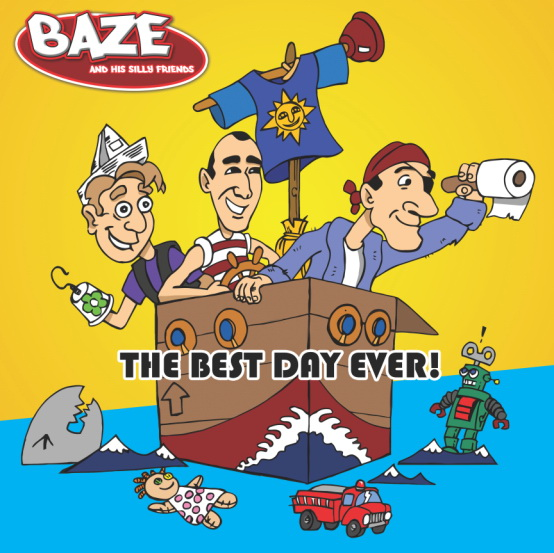 BAHSF_The Best Day Ever_Cover_