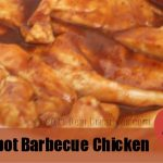 Slow Cooker Recipe: Slow Cooker Barbecue Chicken |Crockpot Chicken, chicken in a crock pot, Crockpot Barbecue Chicken |DearCreatives.com
