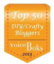 top 50 diy crafy blogs of 2013