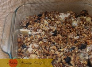 Apple Crisp, Apple Crisp Recipe