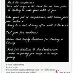 Raspberry Jam Recipe, DearCreatives.com