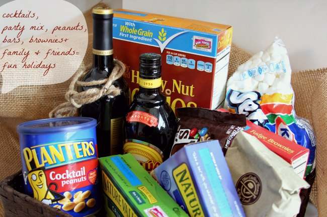 Basket of Holiday Goodies_Smart & Final #shop_#choosesmart_Theresa Huse 2013