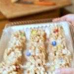 Cherrios Krispy Treats in covered tray_ T#shop_heresa Huse 2013