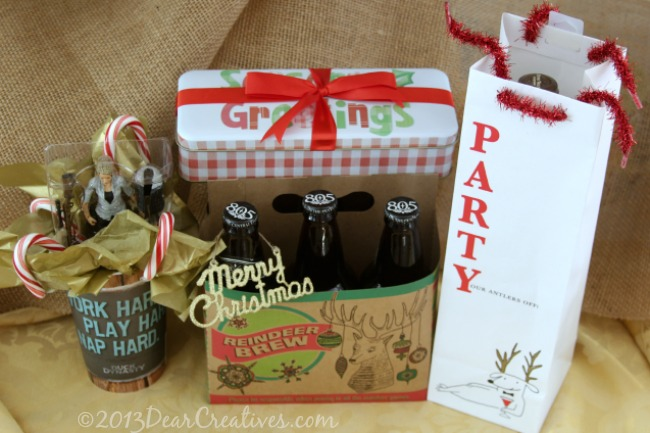 Creative Ways to Wrap Up & Personalize Gifts: Happy & Healthy ...