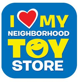 I love my local toy store