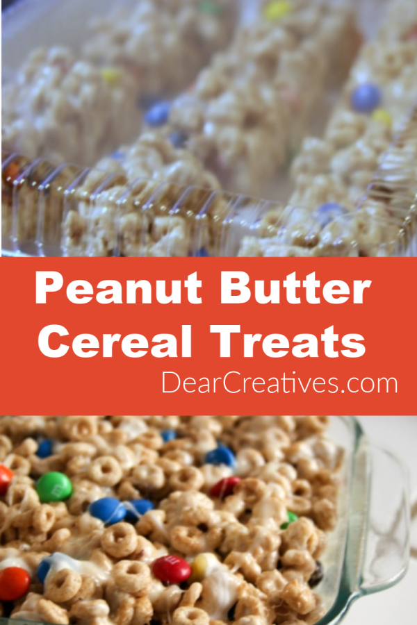 Peanut Butter Cereal Treats + Holiday Tips and Ideas!