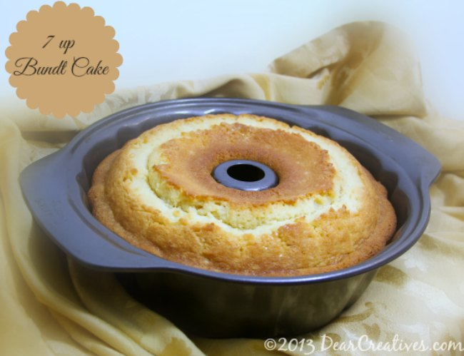 Bundt Cake in a pan_Theresa Huse 2013