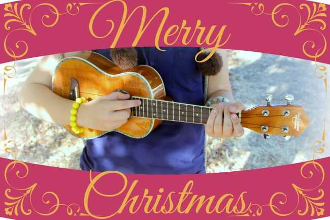Merry Christmas_instrument in hands_Theresa Huse 2013