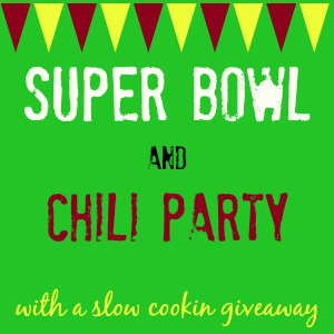 2nd Annual Super Bowl and Chili Party!