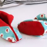 Baby Booties_Sewing_