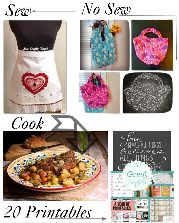 DearCreatives Shout Out Diy and Recipes Image