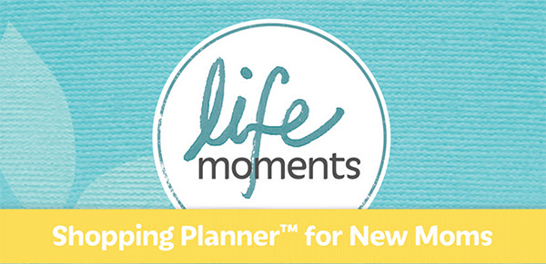 Life Moments #Free  Shopper Planner  & Coupons for New Moms  #ShopperIncite